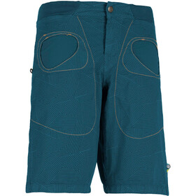 E9 Rondo St Shorts Heren, deep blue